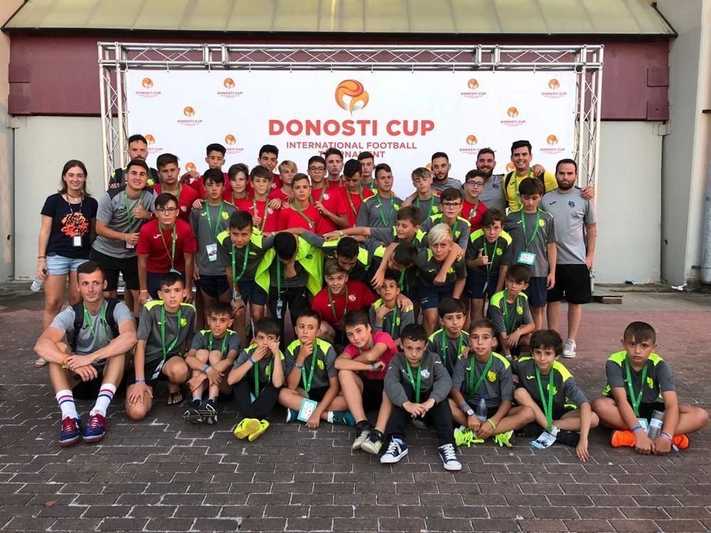 Donosti Cup Calendario Partidos.D Cerca Periodico Local De El Ejido Informacion Cutural