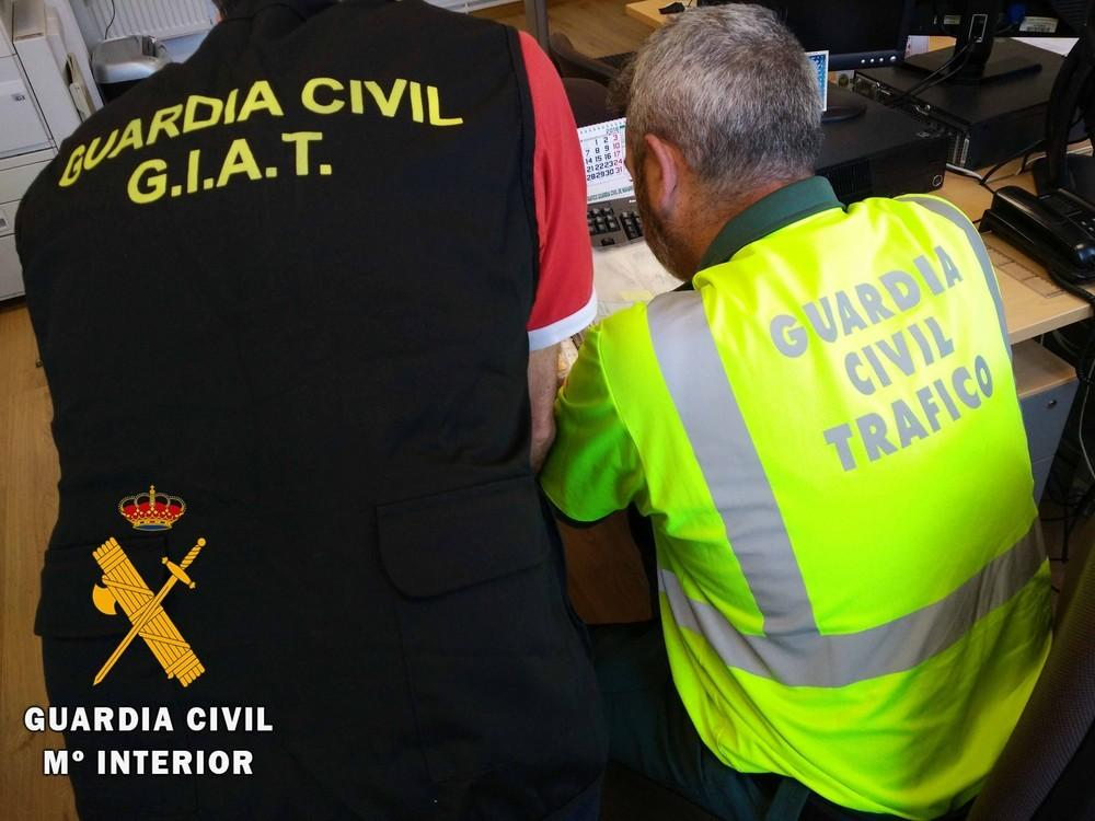 La Guardia Civil investiga a 31 personas por delitos de Falsedad Documental en El Ejido y La Mojonera